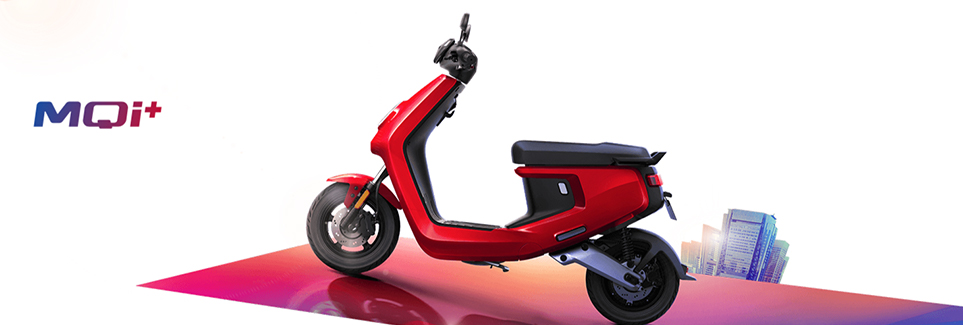 NIU MQi+ scooter